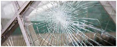Evesham Smashed Glass
